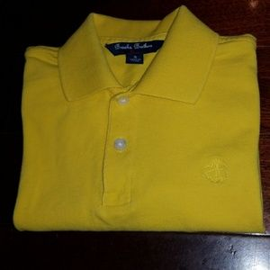 Brooks Brothers boys polo size small